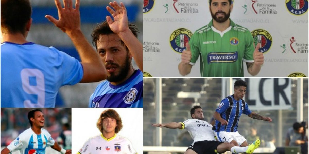 Minuto a minuto: Sigue todas las alternativas del cierre del libro de pases en el fútbol chileno