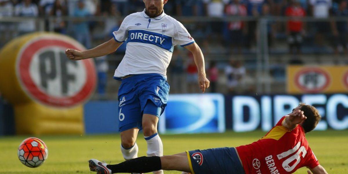 Diego Buonanotte y Jaime Carreño entran la nómina de la UC para el duelo ante O