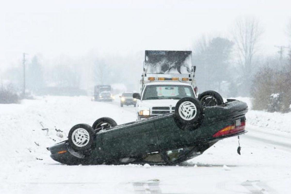 Las desoladoras cifras de los accidentes automovilísticos Foto:Getty Images. Imagen Por: