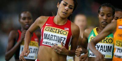 Corredora latina cumple su sueño y ayuda a jóvenes atletas
