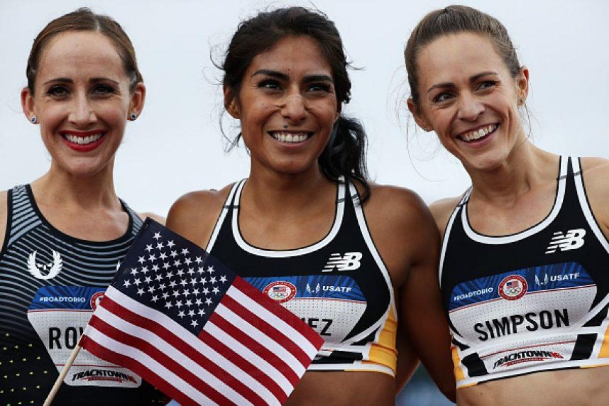 Competirá en el equipo estadounidense en los mil 500 metros Foto:Getty Images. Imagen Por: