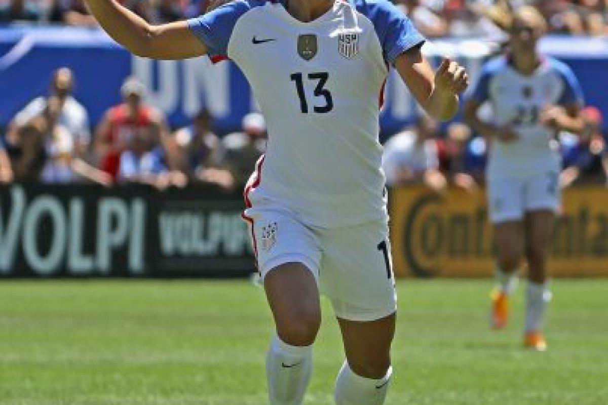 Alex Morgan (Fútbol / Estados Unidos) Foto:Instagram. Imagen Por: