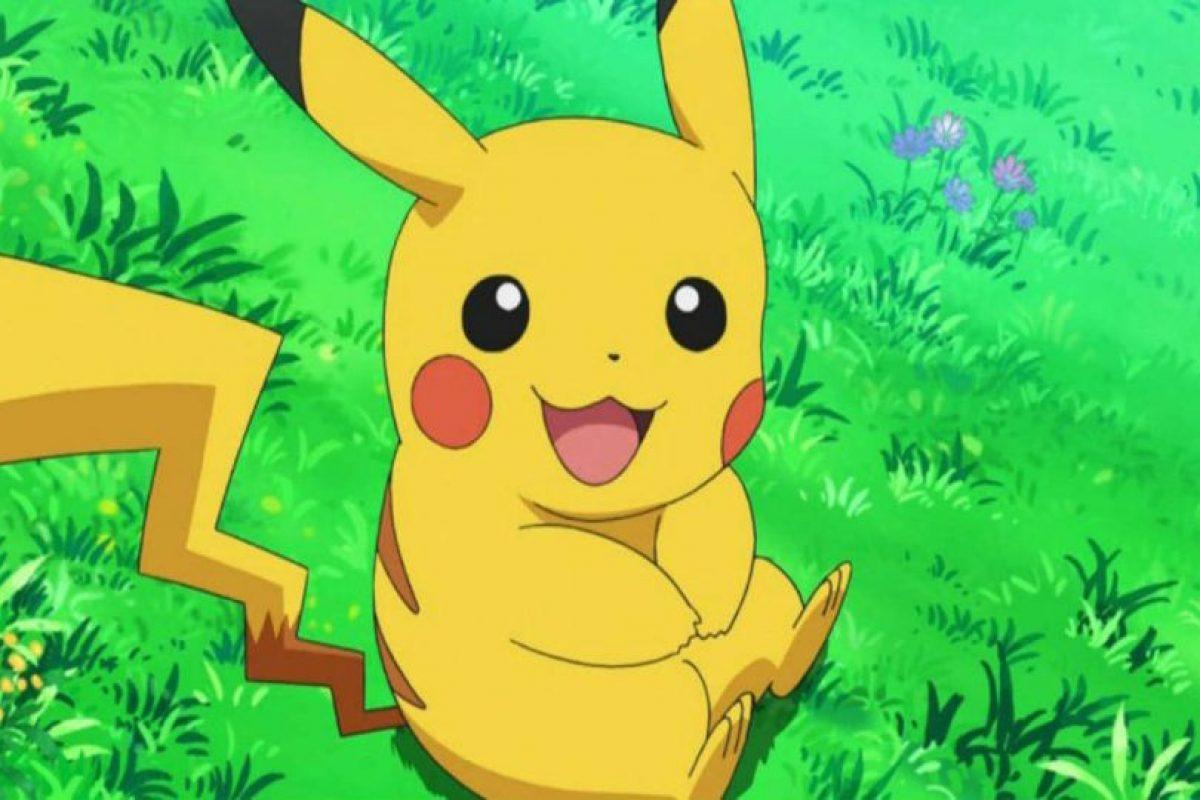 Pikachu sí está en nuestra región. Foto:Pokémon. Imagen Por: