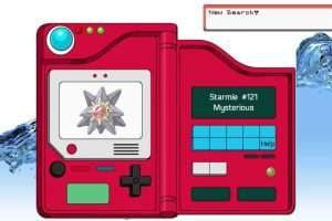 Completen su pokédex. Foto:Pokémon. Imagen Por: