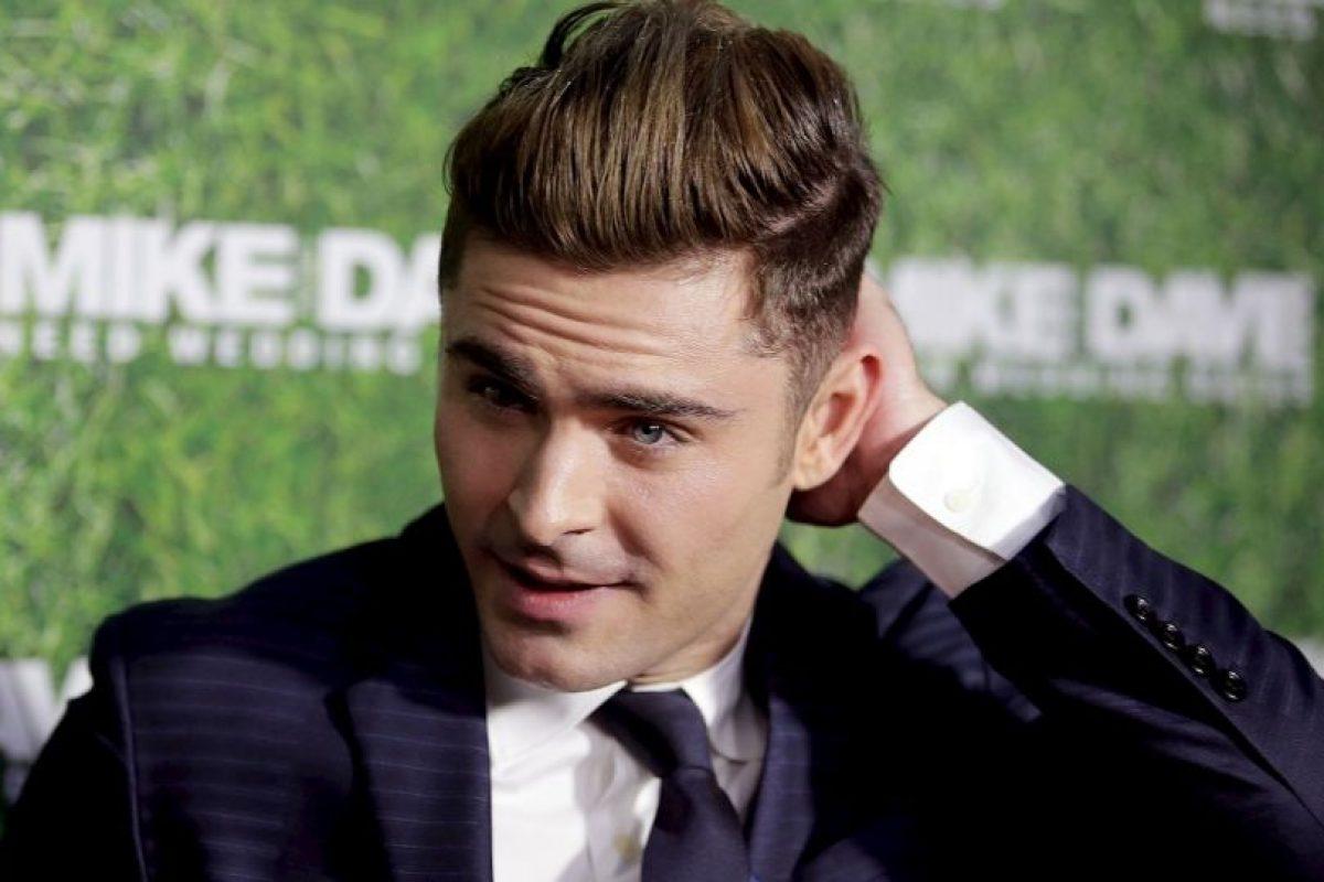 A pesar de que es uno de los actores más codiciados por las fans, él cree no tener éxito con las mujeres. Foto:Getty Images. Imagen Por: