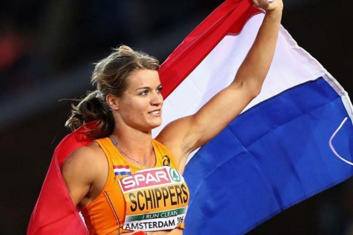 Dafne Schippers (Atletismo / Holanda) Foto:Instagram. Imagen Por: