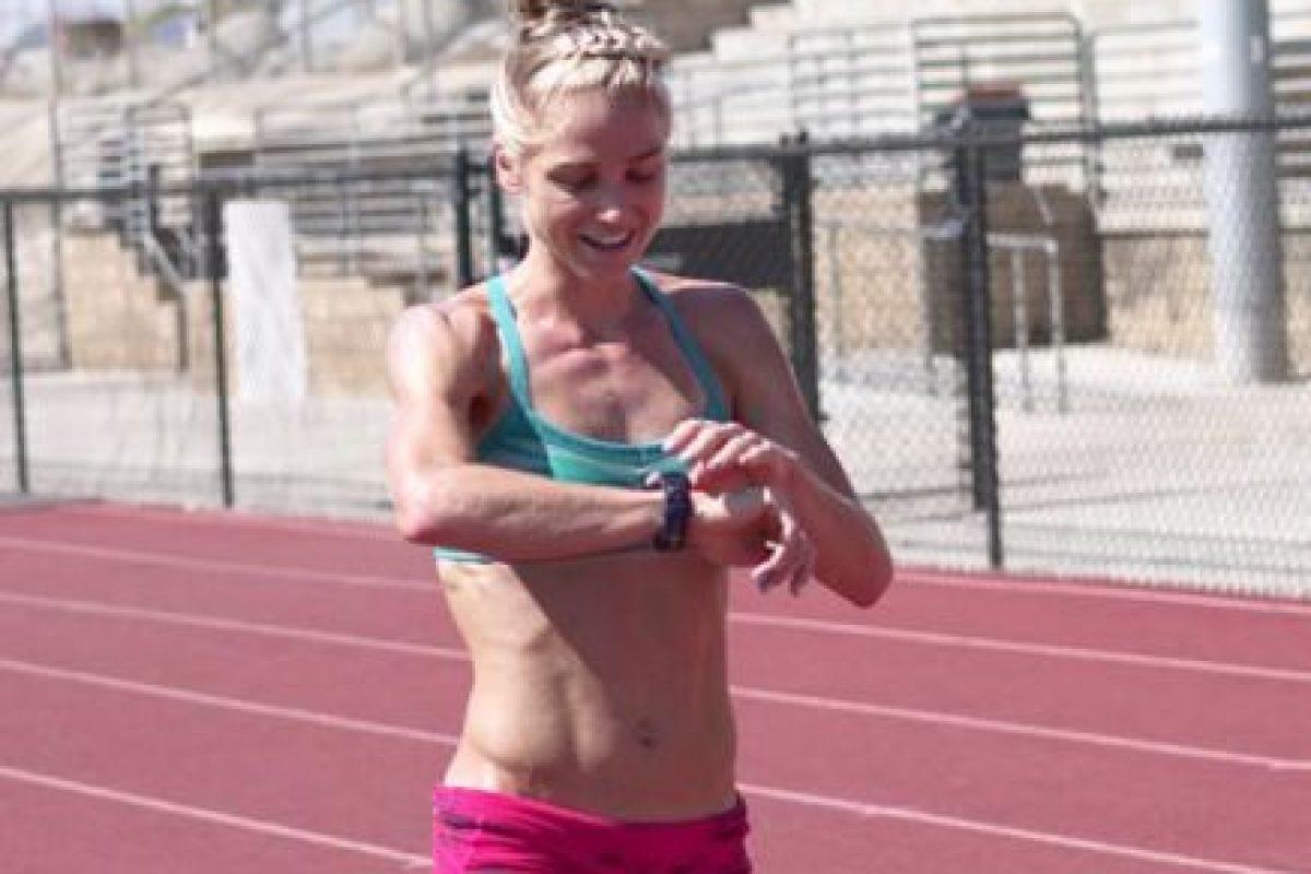 Genevieve Lacaze (Atletismo / Suecia) Foto:Instagram. Imagen Por: