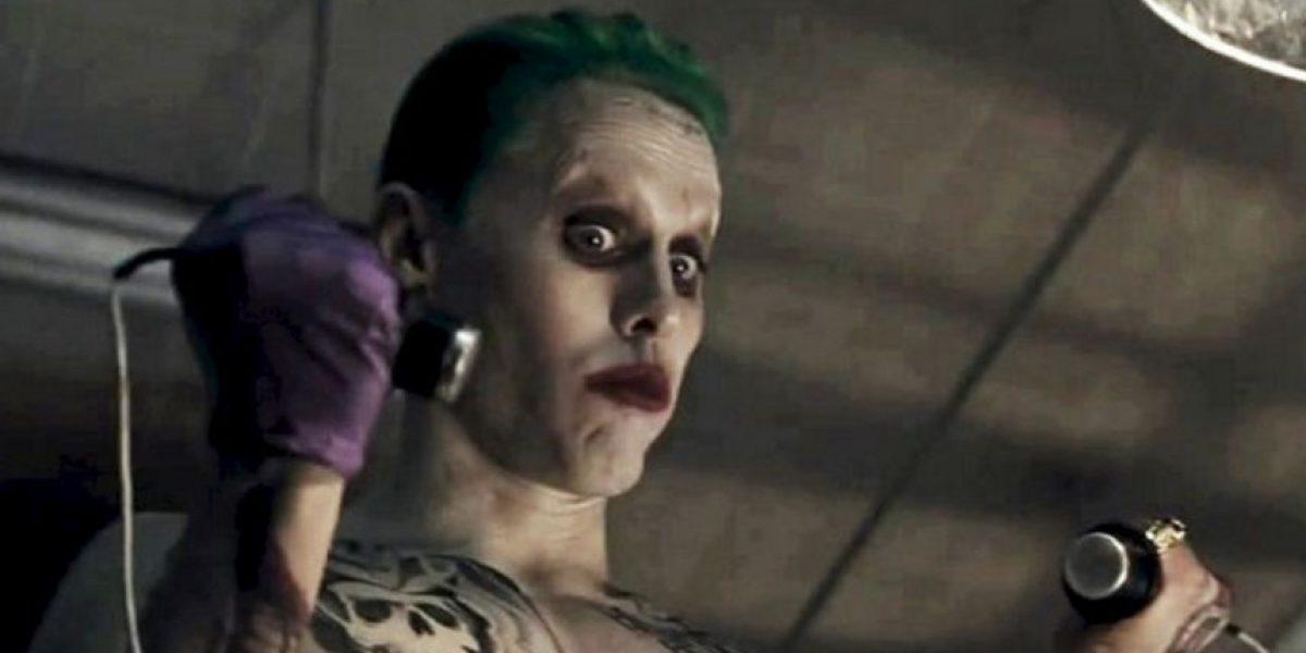Suicide Squad: Jared Leto dice que eliminaron escenas del Joker