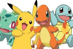 De cerca le siguen Bulbasaur, Charmander y Squirtle. Foto:Pokémon. Imagen Por: