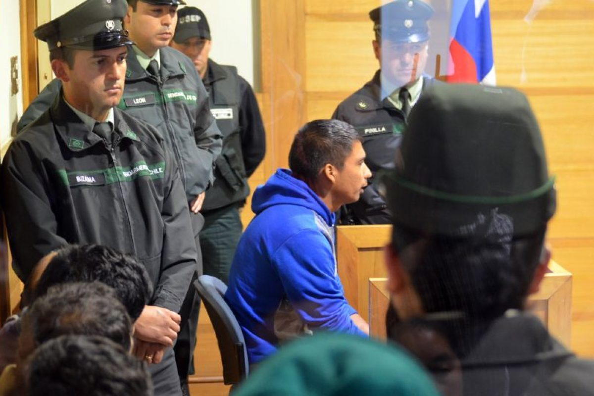 La jueza Villagra ha encabezado audiencia en el caso Luchsinger. Foto:Agencia Uno. Imagen Por: