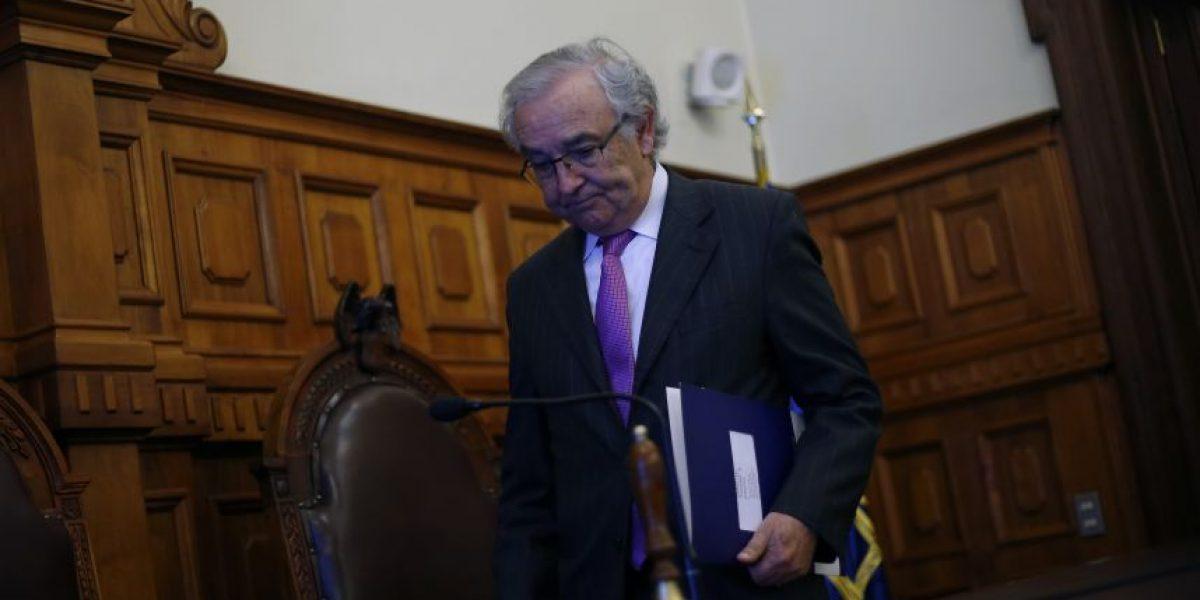Corte Suprema solicitó antecedentes sobre inhabilitación de jueza en caso Luchsinger