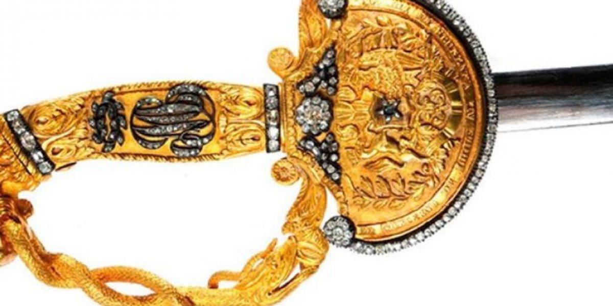 Robo de la espada de Bulnes: las otras piezas invaluables que fueron sustraídas desde museos en Chile