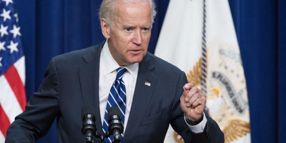 Vicepresidente de Estados Unidos se comunica con Bachelet para tratar situación mundial de refugiados