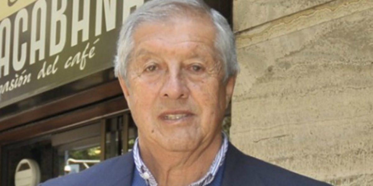 Ex mundialista Manuel Rodríguez fue hospitalizado y necesita dadores de sangre