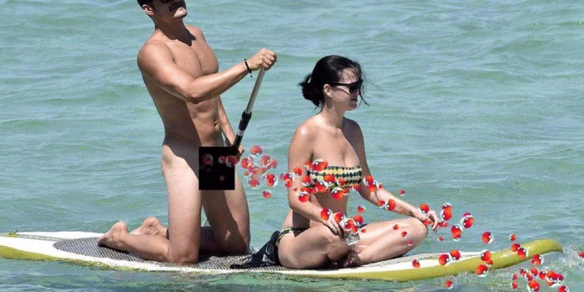 Fotos. 7 famosos que vimos desnudos antes que Orlando Bloom