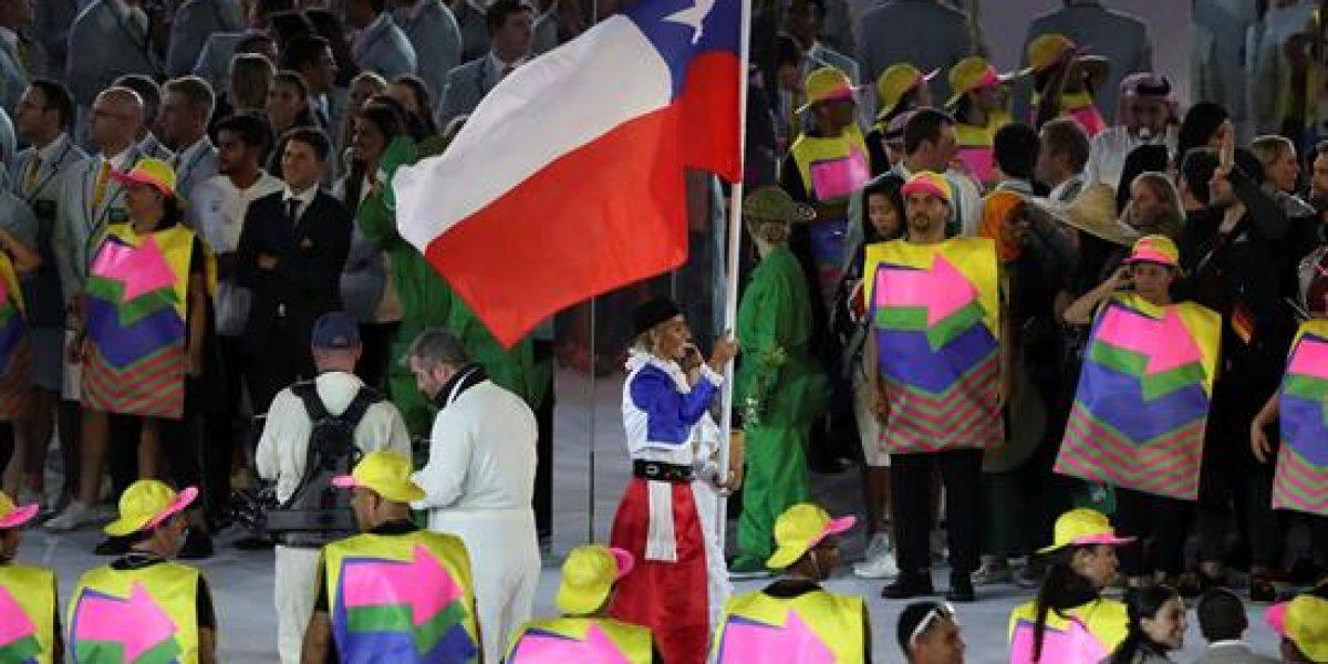 TVN eleva su sintonía y se acerca al líder con inauguración #Río2016