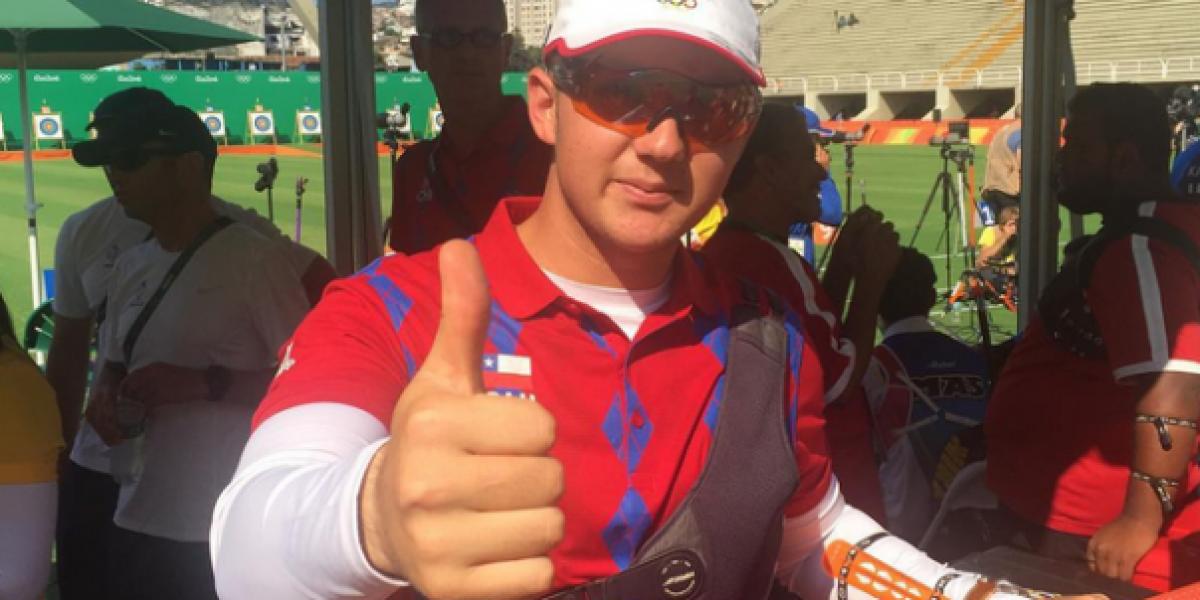 Río 2016: Ricardo Soto se ubicó como el mejor latino en la clasificación del tiro con arco