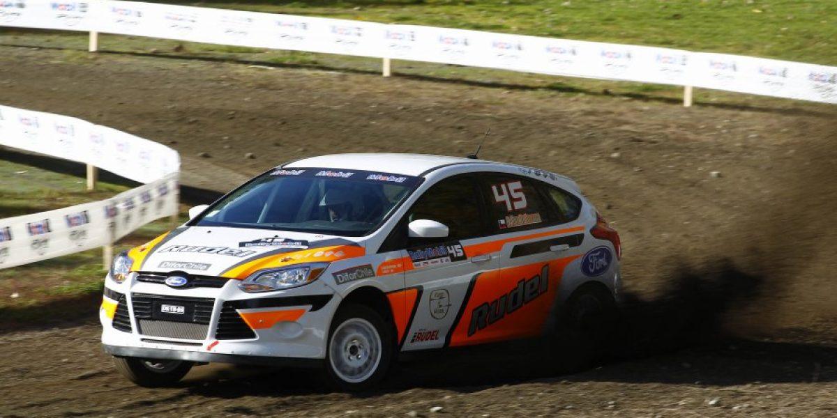 Con lo justo: Equipo Rudel superó inconvenientes aduaneros y correrá el Rally en Osorno