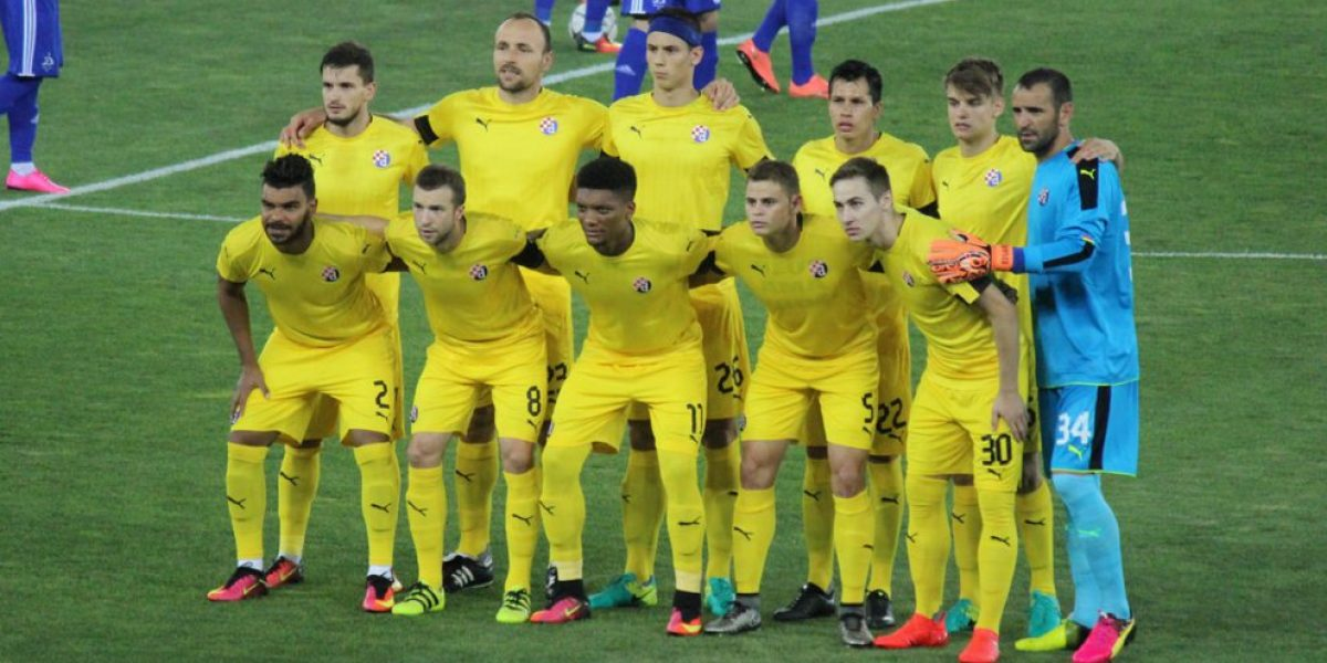 El Dinamo Zagreb de los chilenos tendrá cómodo rival en fase previa de la Champions