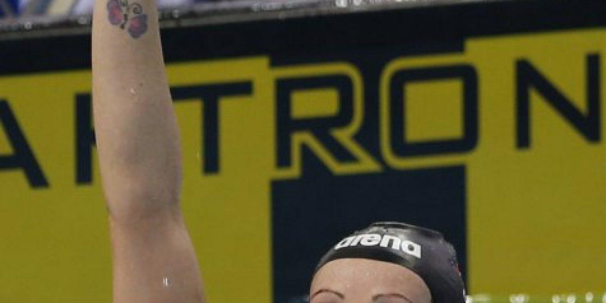 Kristel Köbrich también participará en los 400 metros libres de Río 2016