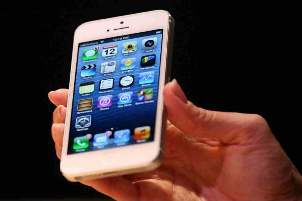 El iPhone suele ser el celular más esperado del año. Foto:Getty Images. Imagen Por: