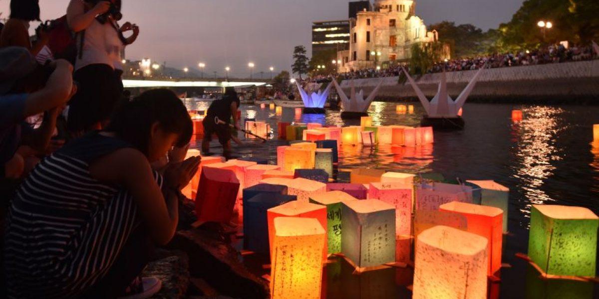Japón conmemora 71 años desde el ataque nuclear de Estados Unidos a Hiroshima