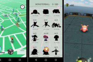 Monster Ball Go… ¿a qué les recuerda? Foto:Play Store. Imagen Por: