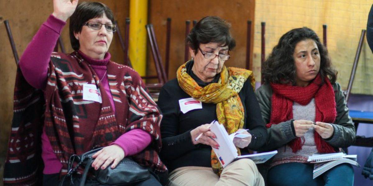 Hoy se desarrollan los cabildos regionales: última etapa participativa de la reforma constitucional