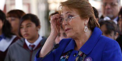 Bachelet: igualar edad de jubilación requiere de compensaciones para las mujeres