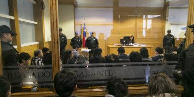 Ministerio Público otorga resguardo policial a fiscales del caso Luchsinger