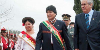 Evo Morales critica nuevamente a Chile y afirma que