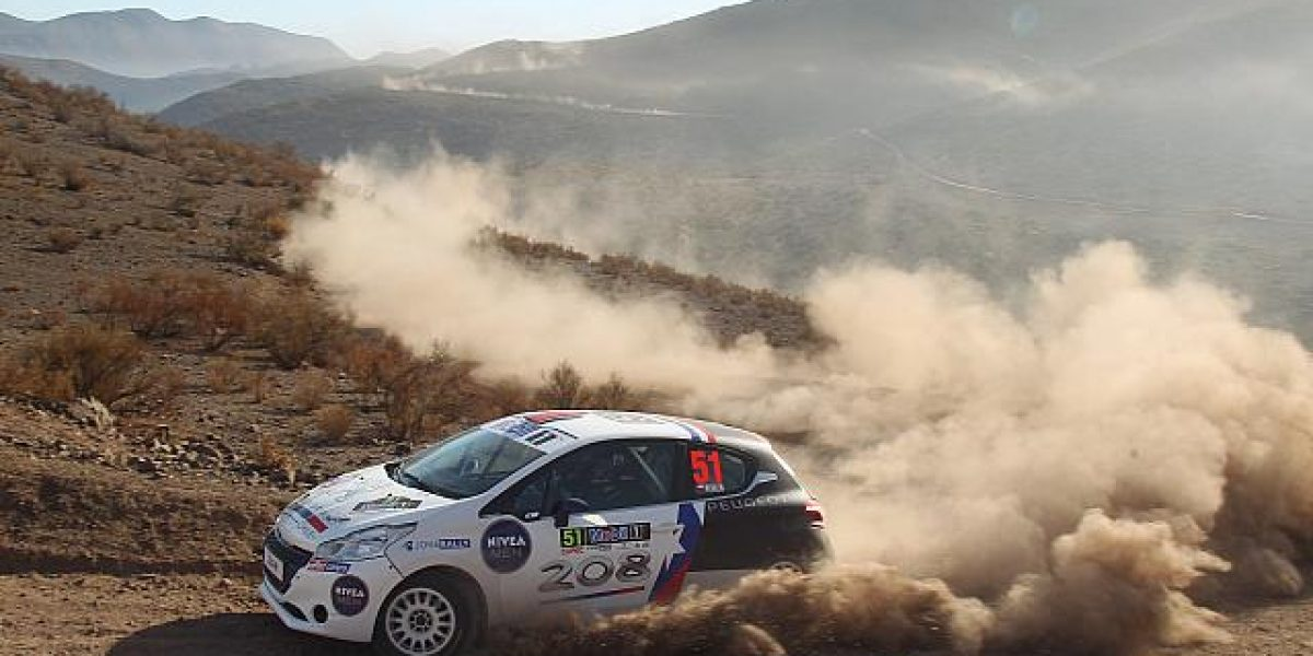 La cerrada lucha que se espera en la R2 en la fecha de Osorno del RallyMobil