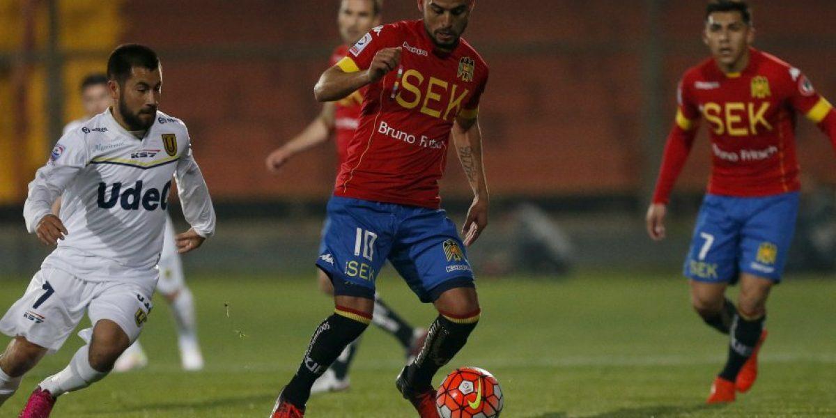 Con un encendido Diego Churín, la Unión de Palermo se subió a la cima del Apertura