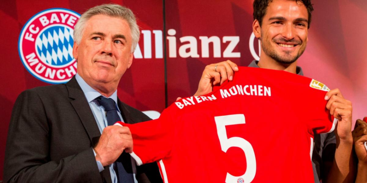 Bayern Munich oficializó a los dos nuevos compañeros de Arturo Vidal