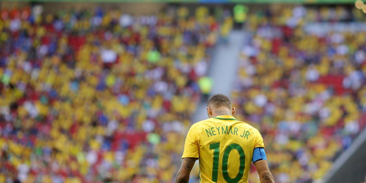 Preparador físico de Brasil mató el rendimiento de Neymar en Río 2016: