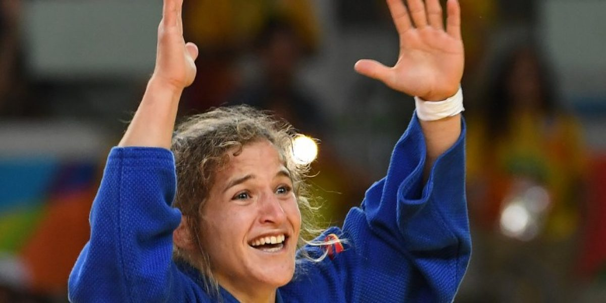 Paula Pareto hizo historia para Argentina al conquistar el oro en judo olímpico