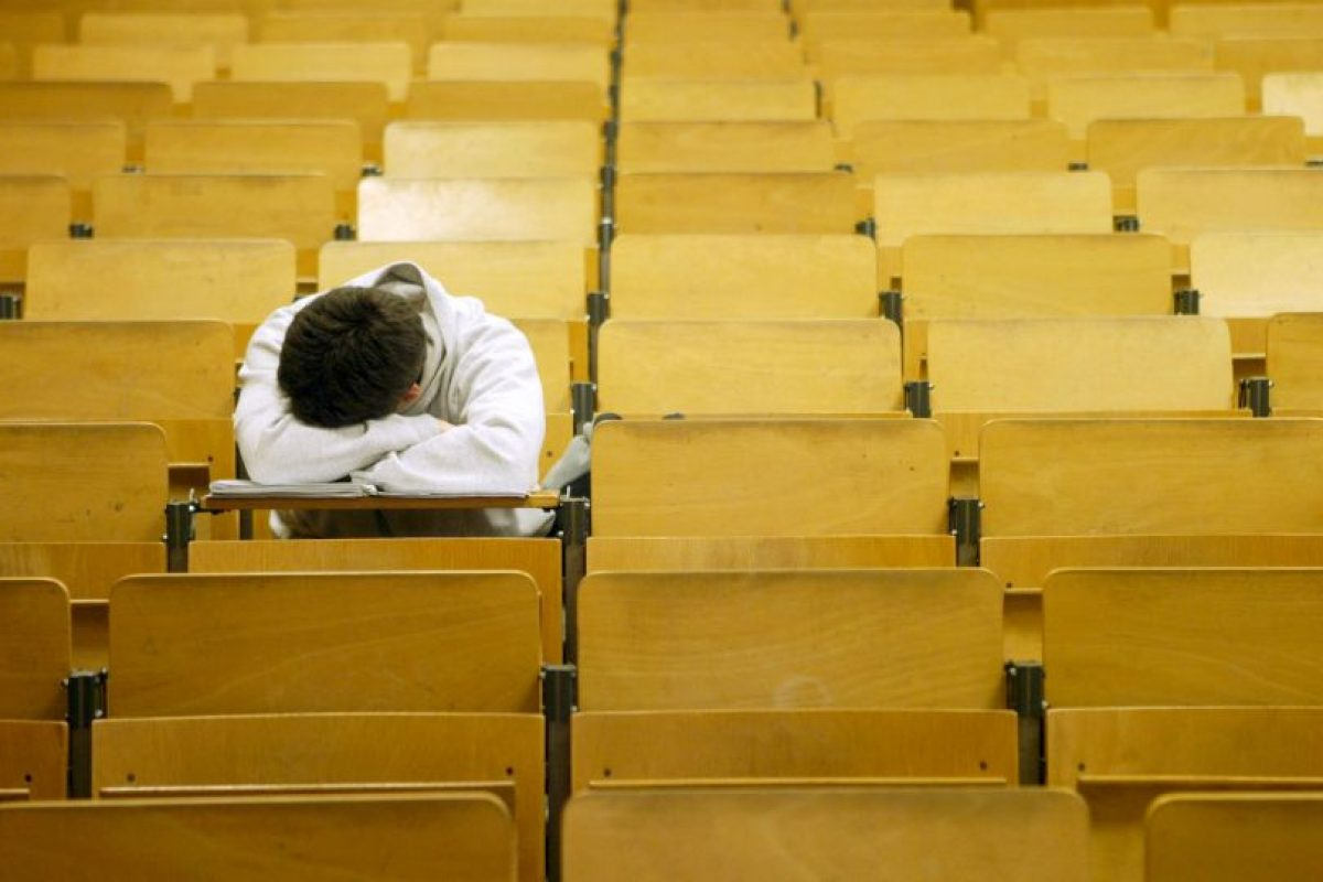 En especial si se es adulto o estudiante. Foto:Getty Images. Imagen Por:
