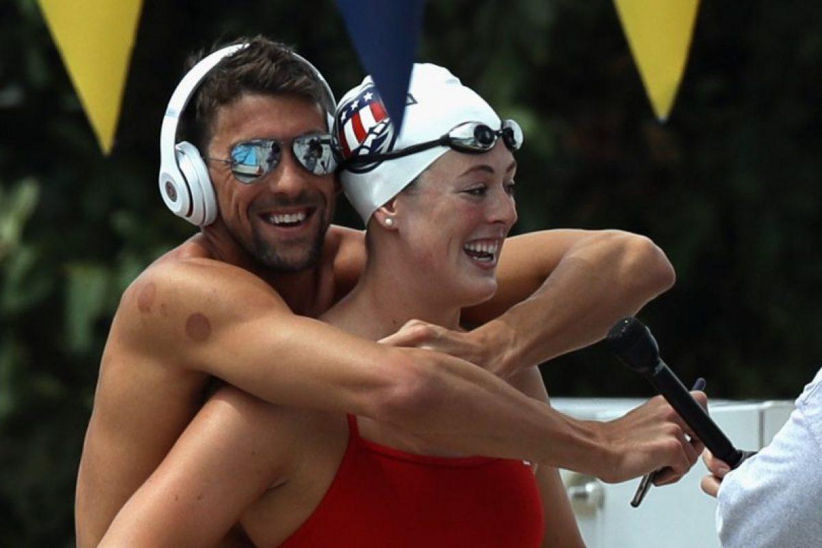 Phelps es el máximo ganador de medallas de los Juegos Olímpicos Foto:Getty Images. Imagen Por: