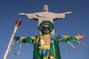 2. En los Juegos Paralímpicos competirán cerca de cuatro mil 500 atletas Foto:Getty Images. Imagen Por: