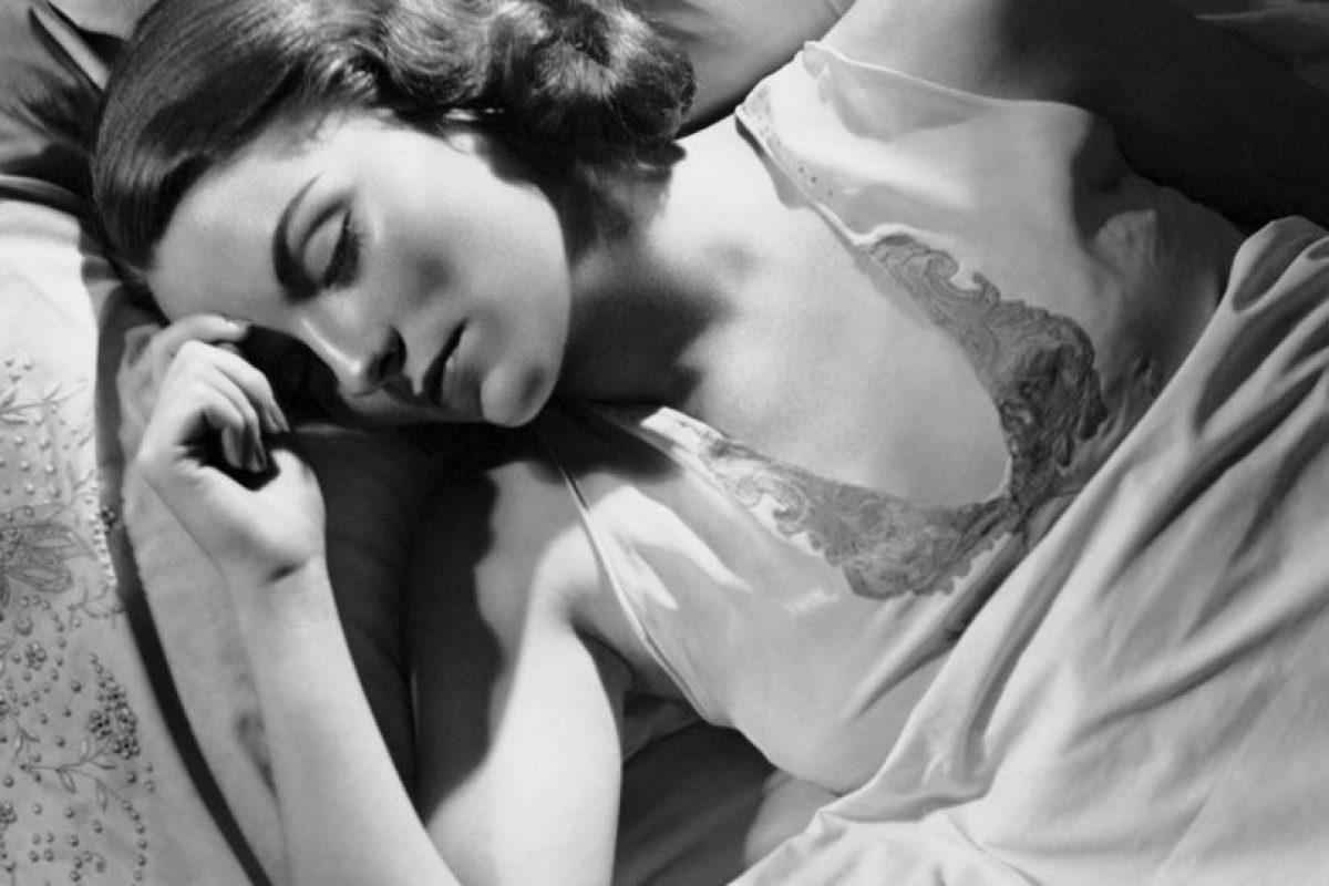En ocasiones puede ser difícil dormir las horas que necesitamos. Foto:Getty Images. Imagen Por:
