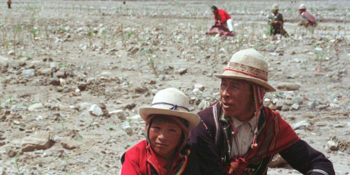 Bolivia enfrenta la peor sequía en 25 años