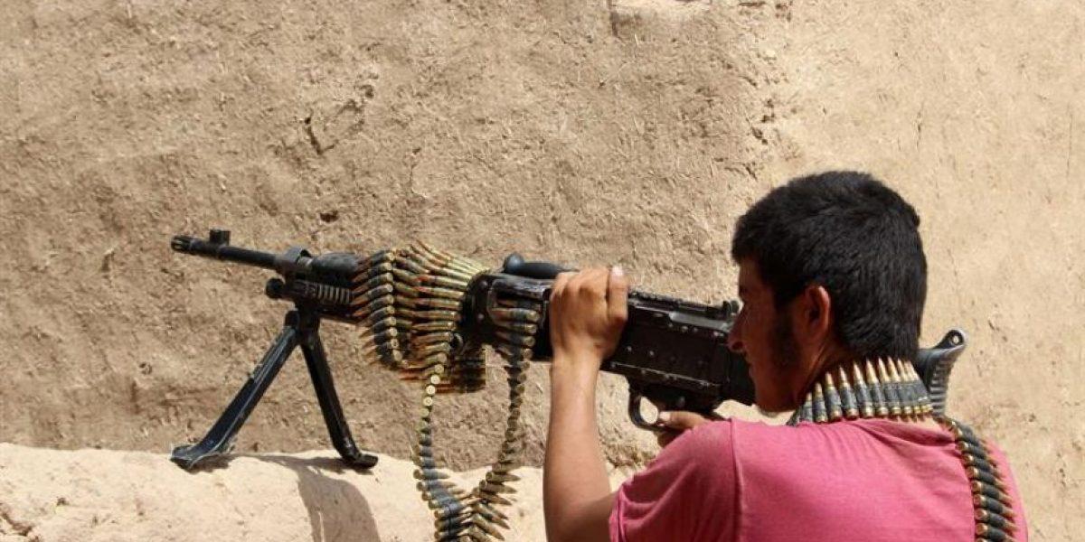 EEUU dice que Estado Islámico abandonó arsenal en Afganistán