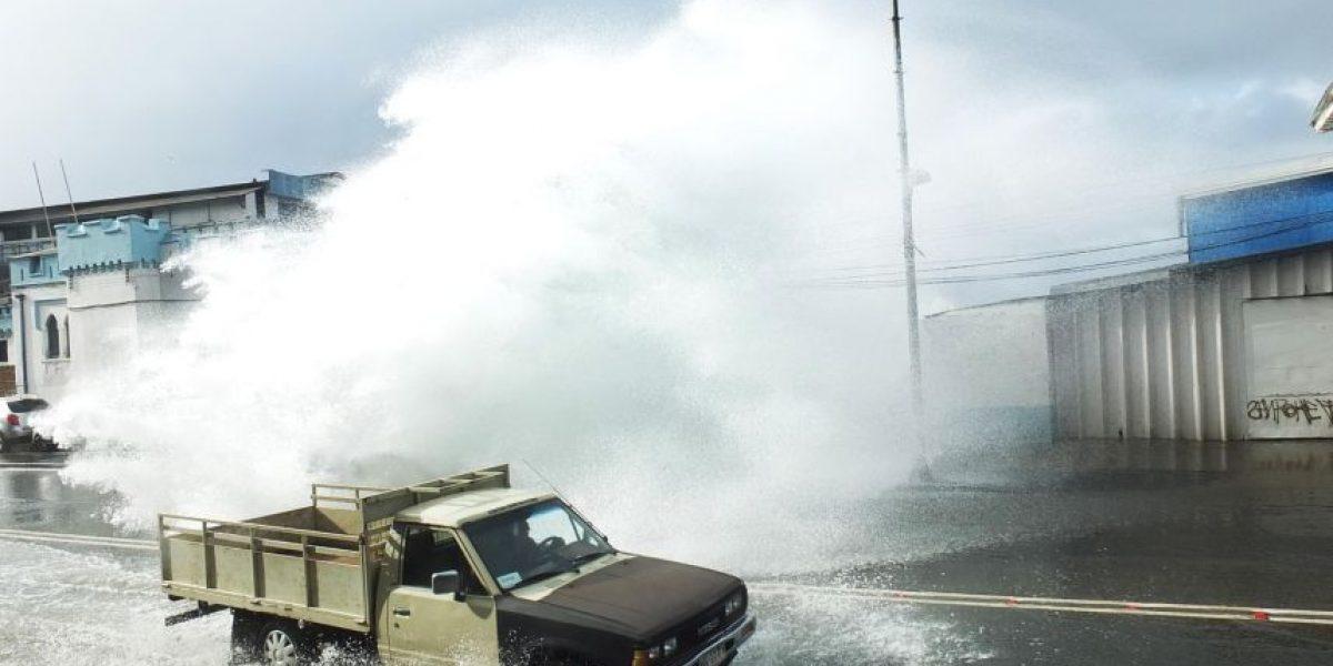 Armada alerta de nuevas marejadas en la zona costera del país