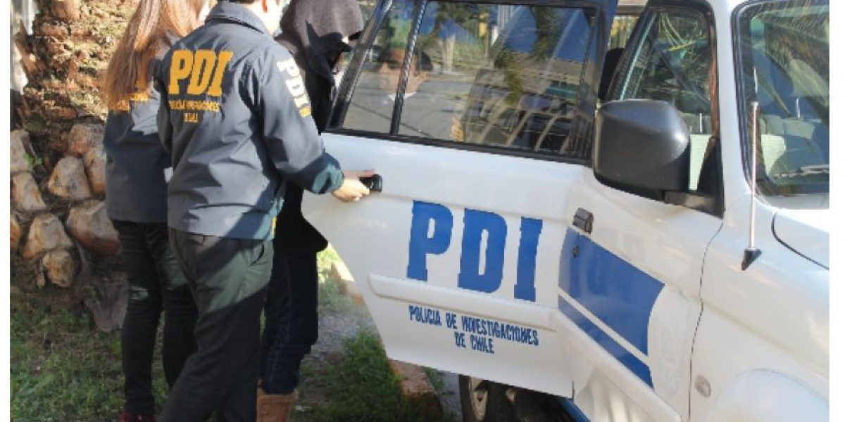 PDI captura a parvularia que había sido condenada por abusos en 2015
