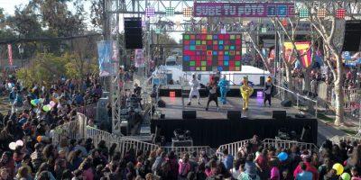 Más de 50 mil asistentes congregó la fiesta por el Día del Niño en San Bernardo