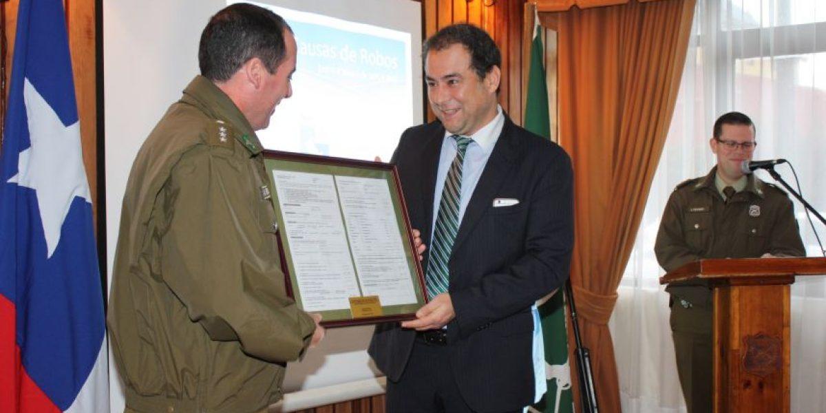 Carabineros y Fiscalía implementan proyecto sobre robos en Puerto Varas