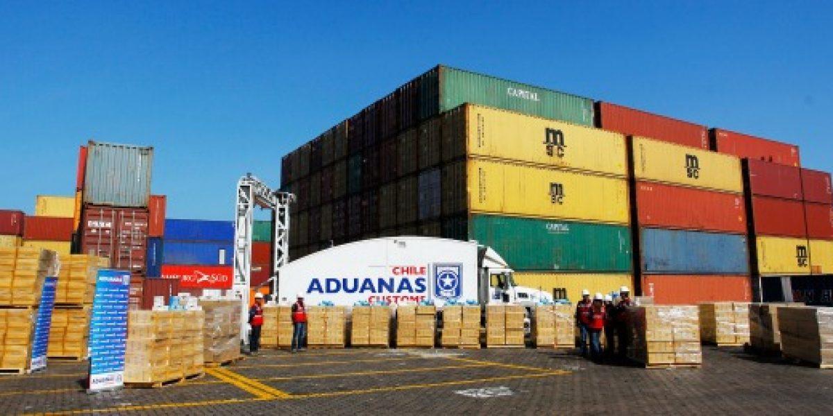 ITI registra crecimiento histórico en transferencia de carga boliviana