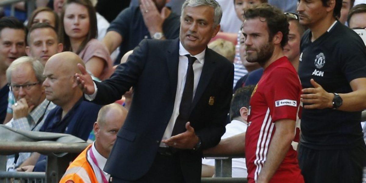 Mourinho le pone presión a Pogba en el United: