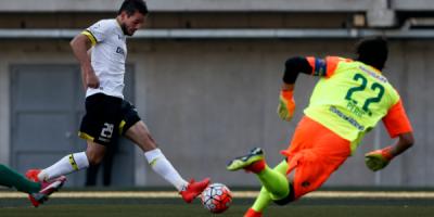 En vivo: Colo Colo derrotó a Audax en La Florida con goles de Rivero y Paredes