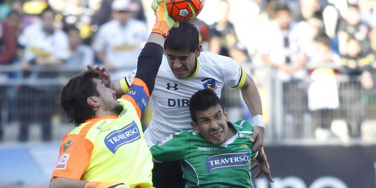 Colo Colo consiguió su primer triunfo en la era Guede ante Audax Italiano